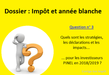 Pinel Strategies Calculs Et Impacts Du Prelevement A La Source En